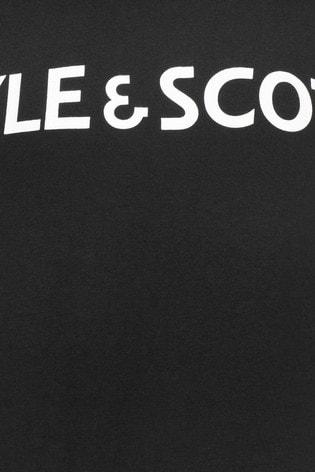 Lyle & Scott Text T-Shirt