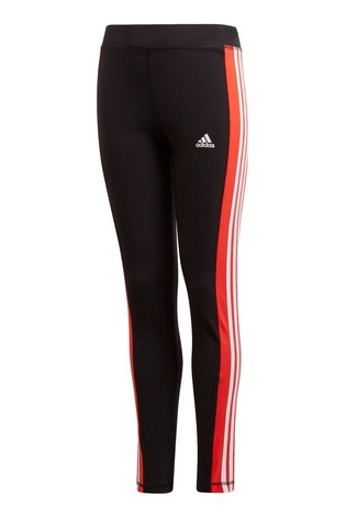 adidas Bold 3 Stripe Leggings