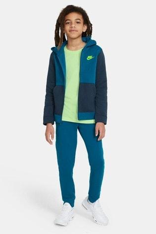 Nike Club Blue Tracksuit