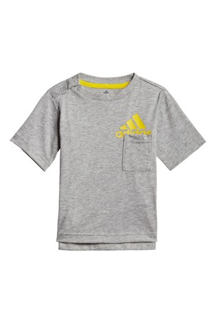 adidas Infant T-Shirt And Short Set