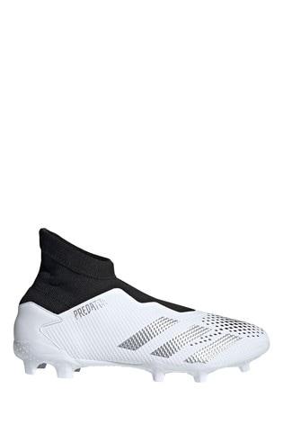 adidas Inflight Predator Laceless P3 Firm Ground Football Boots
