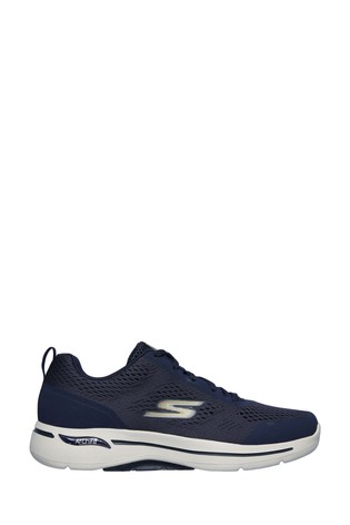 Skechers® Blue Go Walk Arch Fit Trainers