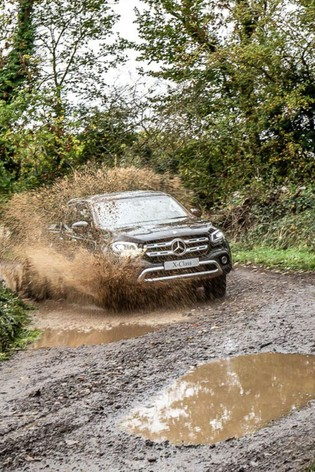 30 Minute 4x4 Experience With Off Road Driver by Virgin Gift Experiences