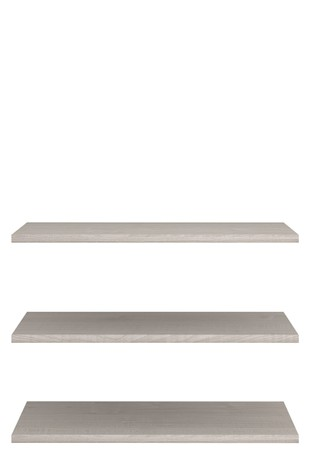 Jenson 0.75M Medium Internal 3 Shelf Set