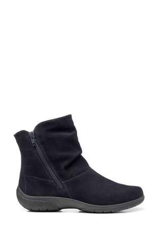 Hotter Whisper Slim Fit Zip Fastening Ankle Boots