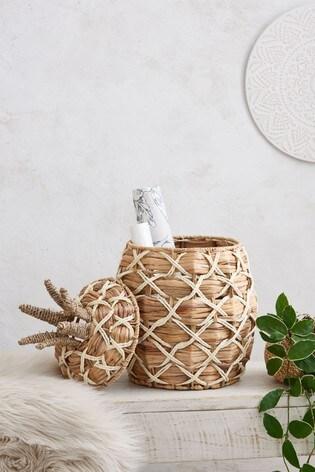 Pineapple Storage Basket