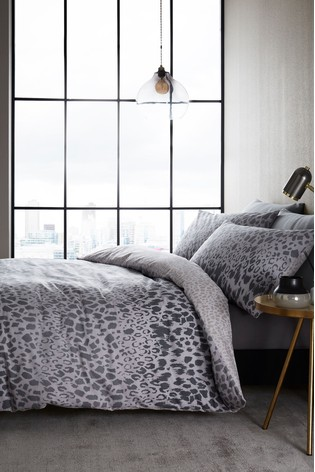 Animal Easy Care Duvet Cover and Pillowcase Set by Catherine Lansfield