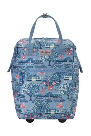 Cath Kidston® Botanical Garden Frame Wheeled Backpack