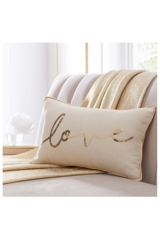 Tess Daly Love Boudoir Cushion