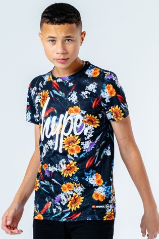 Hype. LEGO® Ninjago Nya Oriental Black Kids T-Shirt