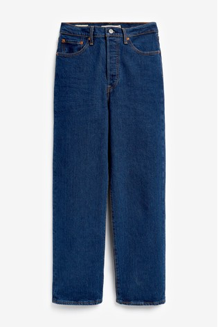Levi's® Ribcage Straight Fit Jeans