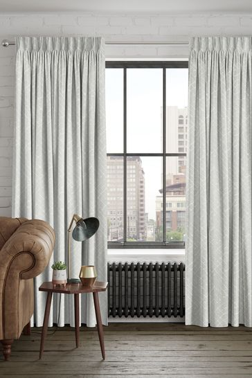 Slate Grey Arket Made To Measure Curtains