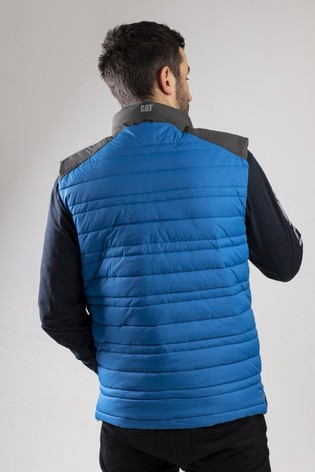 CAT® Blue Defender Insulated Vest