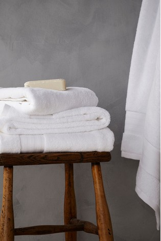 600GSM Luxe Egytian Cotton Towel by Bianca