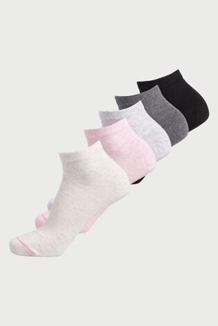 Superdry Trainer Socks Five Pack