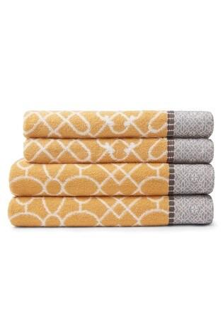 Cassia Cotton Towel Bale by Bianca