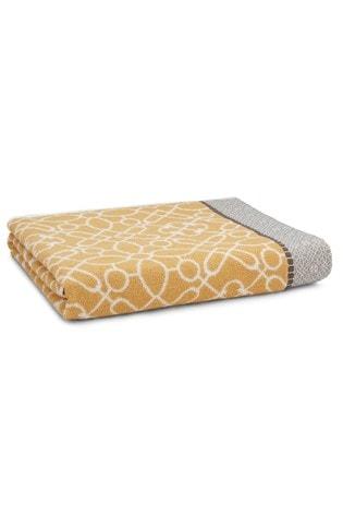 Cassia Cotton Towel by Bianca