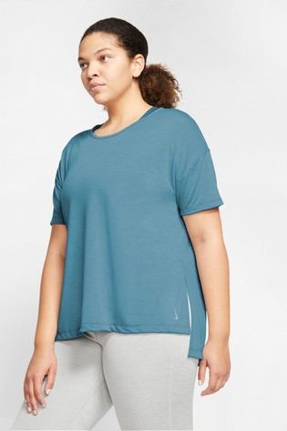 Nike Curve Yoga T-Shirt