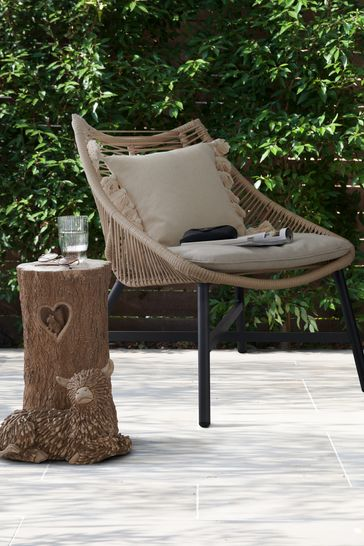Hamish The Highland Cow Side Table