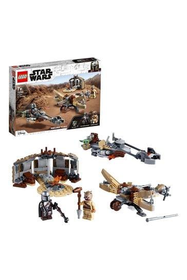 LEGO 75299 Star Wars The Mandalorian Trouble On Tatooine Set