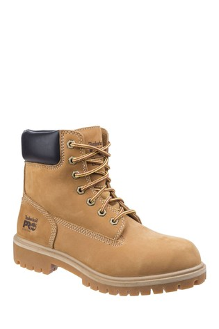 Timberland® Pro Brown Direct Attach Lace-Up Safety Boots