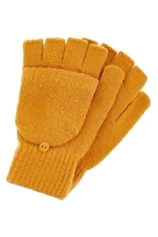 Monsoon Capped Gloves