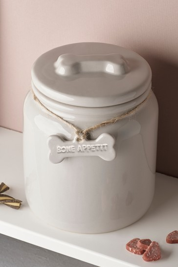 Ceramic Treat Jar