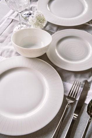 12 Piece Mikasa Cheers Bone China Dinner Set