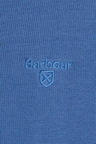 Barbour® Pima Cotton V-Neck Sweater