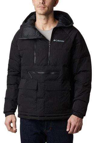 Columbia Black Kings Crest Padded Jacket