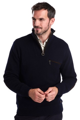 Barbour® Ayton Half Zip Sweater