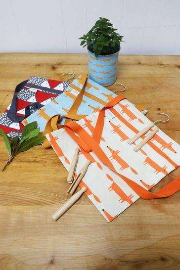 Scion Mr Fox Peg Bag