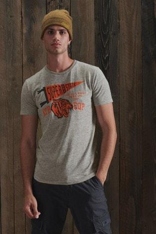 Superdry Mascot Varsity T-Shirt