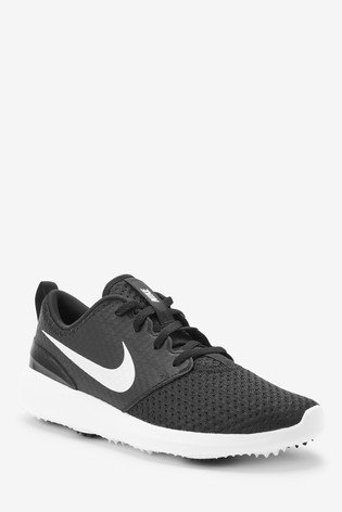 Nike Golf Black Roshe Trainers