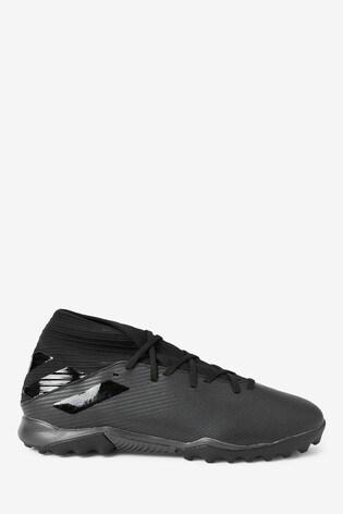 adidas Black Nemeziz Football Boots