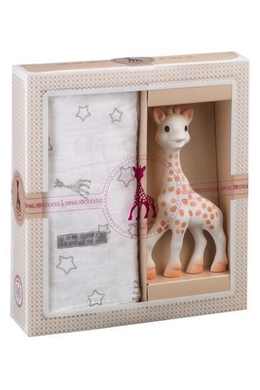 Sophie la Girafe - The Swaddle Set