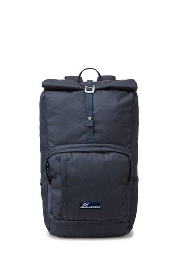 Craghoppers Blue 26L Kiwi Roll Top Backpack