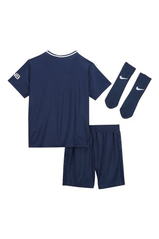 Nike Home PSG 20/21 Infant Kit
