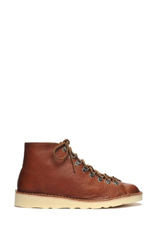 Sebago Brown Grizzly Mid Tumbled Shoes