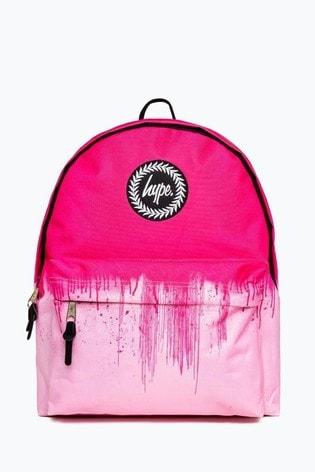 Hype. Half Drips Backpack