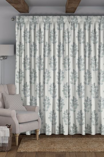 Atkin Duck Egg Green Made To Measure Curtains