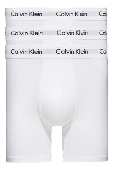 Calvin Klein Cotton Stretch Boxer Briefs Three Pack