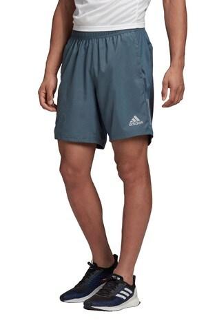 adidas Own The Run 3 Stripe Shorts