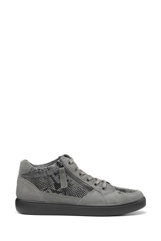 Hotter Rapid Lace-Up High Top Shoes