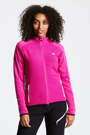 Dare 2B Pink Methodic Full Zip Fleece