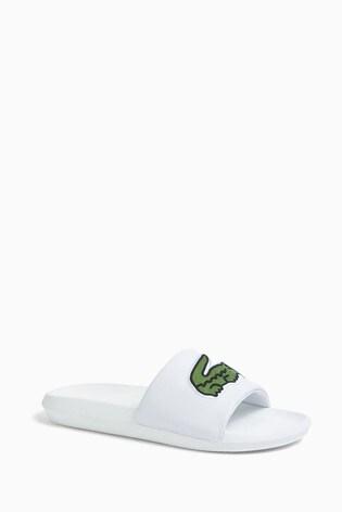 Lacoste® Croc 319 Sliders