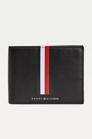Tommy Hilfiger Black Metro Wallet