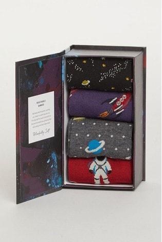 Thought Galactic Sock Box