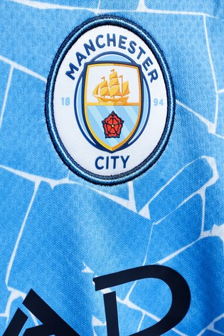 Puma Manchester City Home Mini Kit