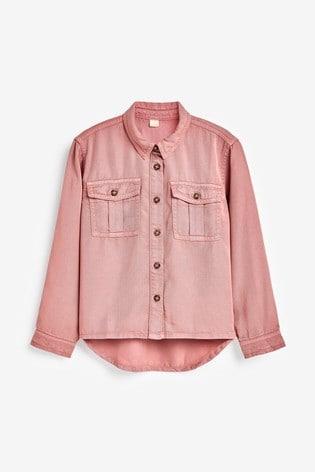 Pink Shirt (3-16yrs)